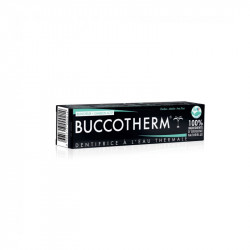 DENTIFRICE BLANCHEUR CHARBON ACTIF 75ML BUCCOTHERM