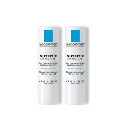 NUTRITIC DUO LEVRES 2x4.7ML LA ROCHE POSAY