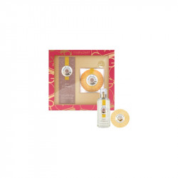 ROGER & GALLET COFFRET NOEL BOIS D' ORANGE