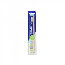 ELGYDIUM BROSSE A DENTS BOIS MEDIUM