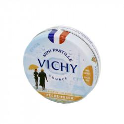 MINI PASTILLE PECHE 40G VICHY