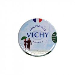 MINI PASTILLE MENTHE 40G VICHY
