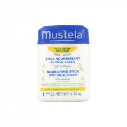 STICK AU COLD CREAM 9.2G MUSTELA