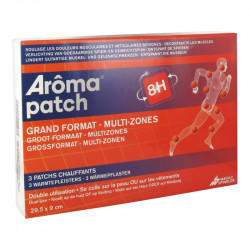 AROMA PATCH 8H GRAND FORMAT...