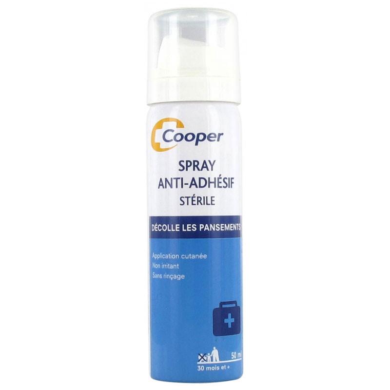 SPRAY ANTI ADHESIF STERILE 50ML COOPER