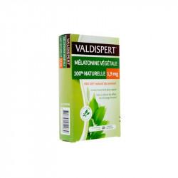 VALDISPERT MELATONINE VEGETALE 1,9 mg 20 COMPRIMES