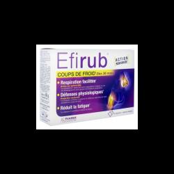 EFIRUB COUPS DE FROID 3C PHARMA