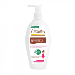SOIN TOILETTE INTIME PETITE FILLE 250ML ROGE CAVAILLES