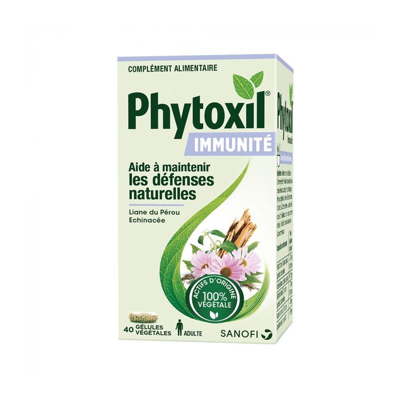 PHYTOXIL IMMUNITÉ 40 GELULES VEGETALES SANOFI