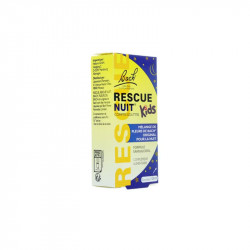 RESCUE NUIT KIDS GOUTTES 10ML BACH