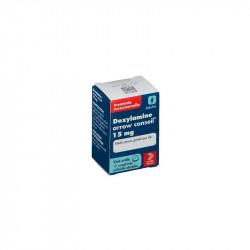 DOXYLAMINE 15MG X10 COMPRIMES ARROW CONSEIL