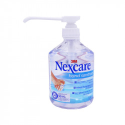 GEL MAINS ANTISEPTIQUE 500ML NEXCARE
