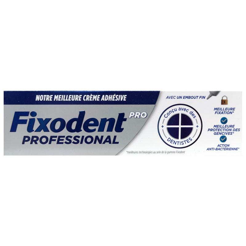 FIXODENT PRO PROFESSIONAL CREME ADHESIVE 40G