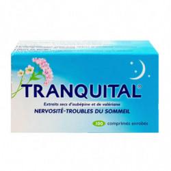 TRANQUITAL 100 COMPRIMES NOVARTIS