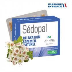 SÉDOPAL RELAXATION SOMMEIL 40 GELULES LEHNING