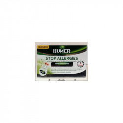 HUMER STOP ALLERGIES DISPOSITIF  DE PHOTOTHÉRAPIE INTRANASAL