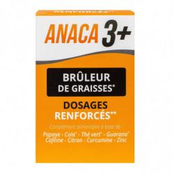 ANACA 3+ BRULEUR DE GRAISSES 120 GELULES NUTRAVALIA