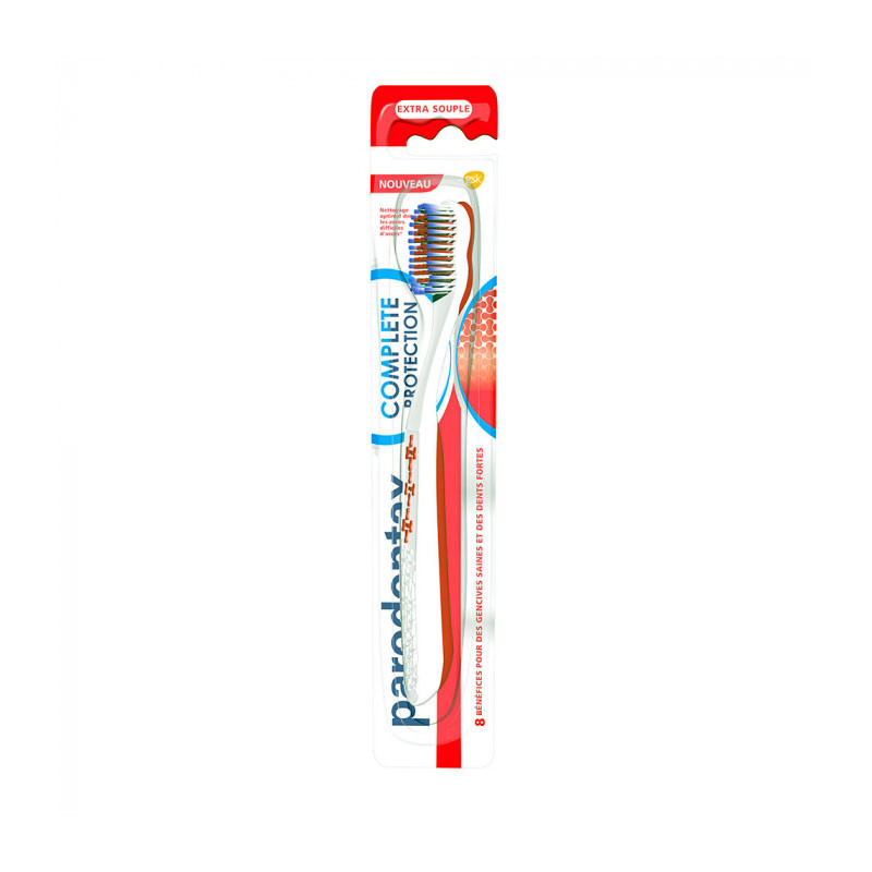 BROSSE A DENTS EXTRA SOUPLE COMPLETE PROTECTION PARODONTAX