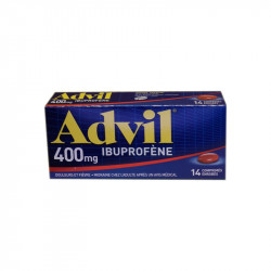 ADVIL IBUPROFENE 400MG 14 COMPRIMES ADVIL