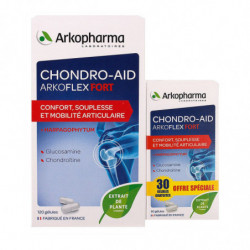 CHONDRO AID ARKOFLEX FORT 120 GELULES+30 OFFERTES ARKOPHARMA