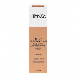 Perfect Skin fluide de teint 01 beige clair 30ml