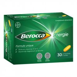 BEROCCA ENERGIE 30 COMPRIMES BAYER