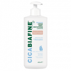 CICABIAFINE CREME DOUCHE HYDRATANTE ANTI-IRRITATIONS 400ml BIAFINE