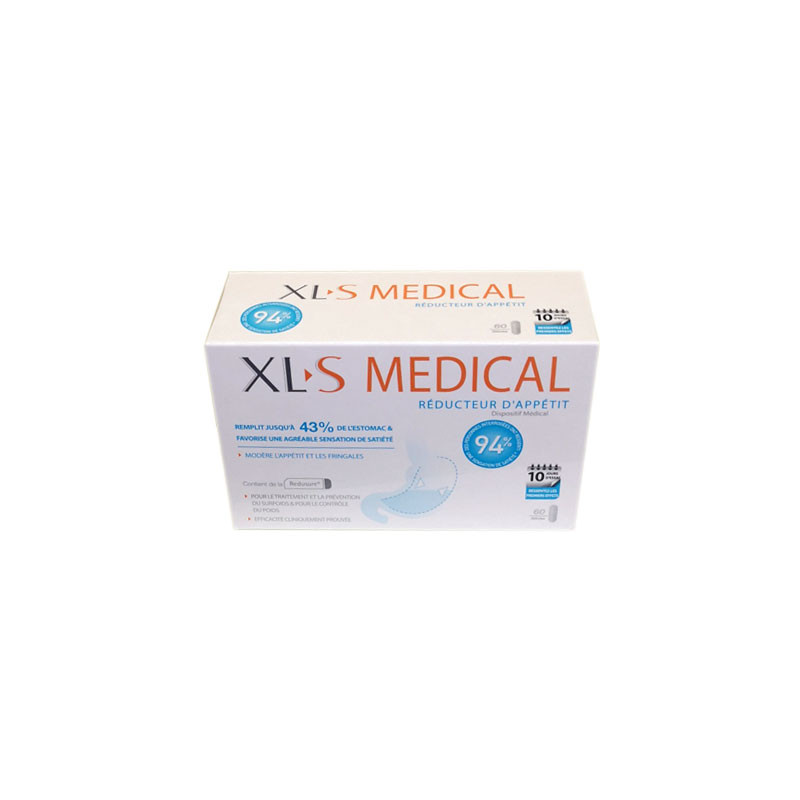 XLS MEDICAL REDUCTEUR D'APPETIT 60 GELULES
