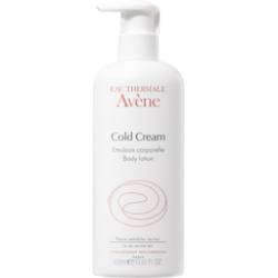 EMULSION CORPORELLE COLD CREAM AVENE 400 ML