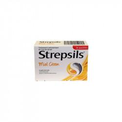 STREPSILS MIEL CITRON 36 PASTILLES