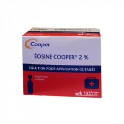 EOSINE COOPER 2% UNIDOSE x 10