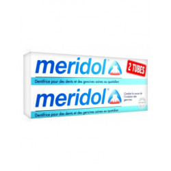 DENTIFRICE PROTECTION GENCIVES LOT DE 2 X75ML  MERIDOL
