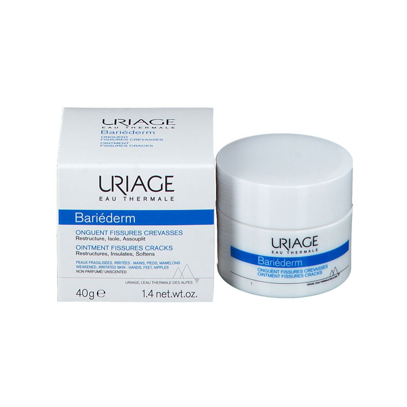 BARIEDERM ONGUENT FISSURES CREVASSES 40G URIAGE