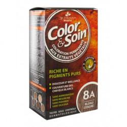 COLOR & SOIN BLOND CENDRE LES 3 CHENES 8A