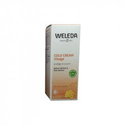 COLD CREAM VISAGE 30ML WELEDA