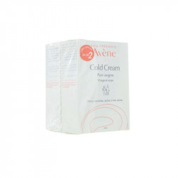 COLD CREAM  LOT DE 2 PAINS 100 G  AVENE