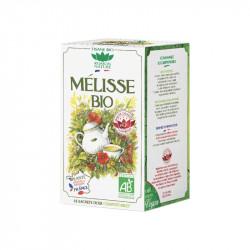 TISANE MELISSE BIO 18 sachets ROMON NATURE