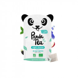 PANDA TEA NIGHT CLEANSE BIO 28 SACHETS