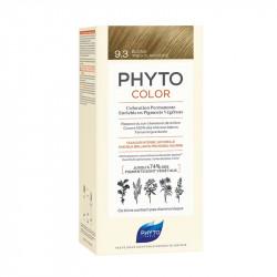 PHYTOCOLOR COLORATION PERMANENTE BLOND TRES CLAIR DORÉ 9.3 PHYTO