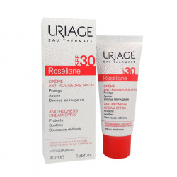 ROSELIANE CREME VISAGE ANTI ROUGEUR SPF30 40ML URIAGE