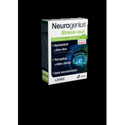 NEUROGENIUS® STRESS-OUT RESISTANCE & CONTRÔLE 30 GELULES 3C PHARMA