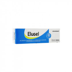 ELUGEL GEL BUCCAL 40ML PIERRE FABRE ORAL CARE