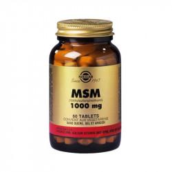 MSM 1000MG 60 comprimés SOLGAR