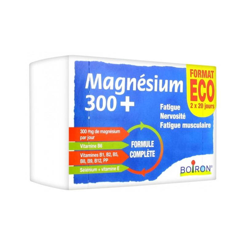 MAGNESIUM 300+ 160 COMPRIMES BOIRON