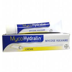 MYCOHYDRALIN MYCOSE VULVAIRE CREME BAYER