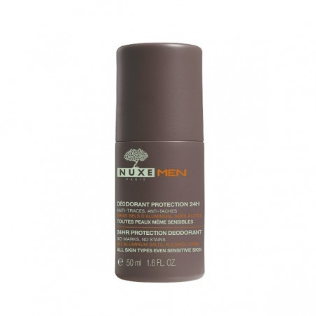 DEODORANT 24H ANTI-TRACES ROLL-ON 50 ML  NUXE MEN