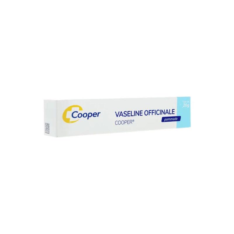 VASELINE OFFICINALE POMMADE 20G COOPER