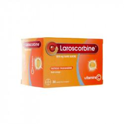 LAROSCORBINE 500mg 30 COMPRIMES SANS SUCRE BAYER