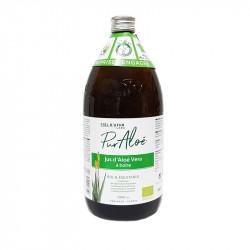JUS D'ALOE VERA Bio & Equitable 1 litre PUR ALOE