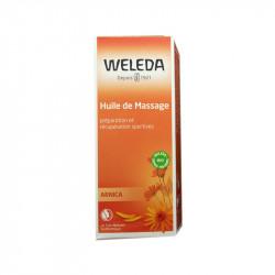 HUILE DE MASSAGE ARNICA 100 ML WELEDA